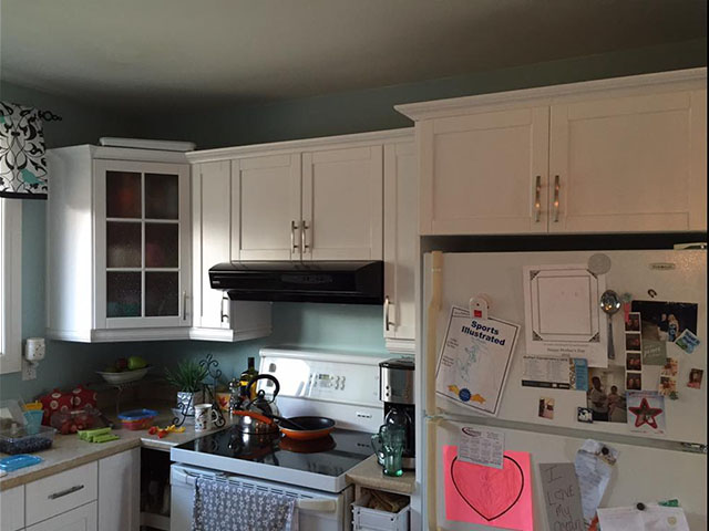 Kitchen Cabinets Painting Edmonton Ab Staining